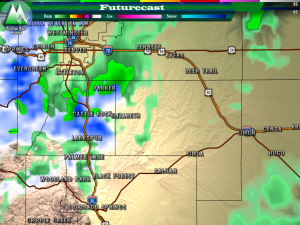 Spring Storm | Castle Rock Weather | Snow