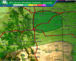 Colorado Severe Weather | Palmer Divide Weather | Severe Storms | SPC Outlook for Colorado | Hail | Strong Storms