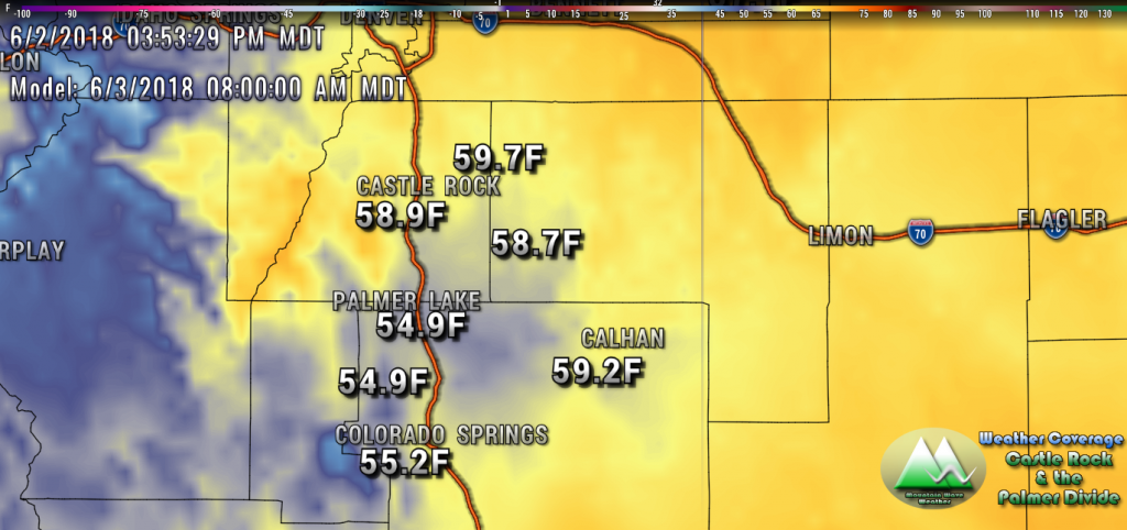 Elephant Rock Weather | Castle Rock Weather | Palmer Divide Weather | Elephant Rock Forecast